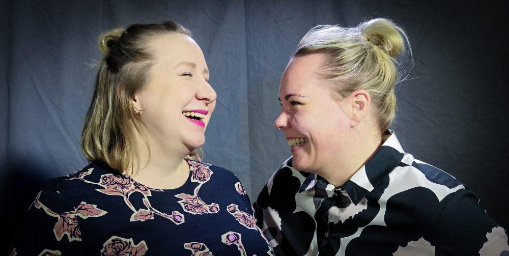 Sometaduuniin podcast: Kati ja Miina antavat vinkkejä somen käyttöön korkeakouluissa