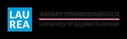 Laurea ammattikorkeakoulun logo, linkki sivuille
